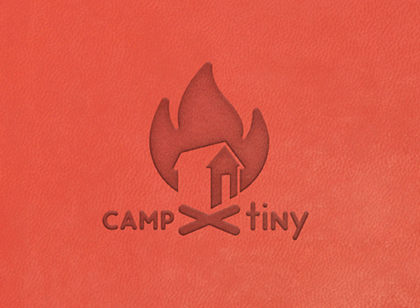 Camp Tiny Branding and Campaign